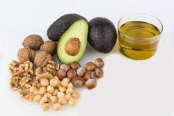 Monosaturared Fatty Acid Foods