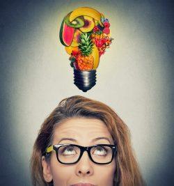 food and brain