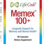 LifeCode Memex 100 Pus Label 1200 102018